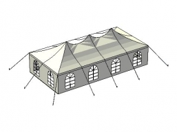 Lawn Marquees