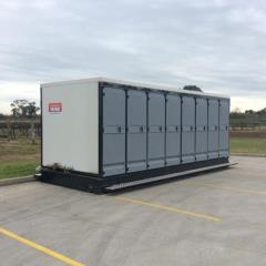 Rental store for FUNCTION TOILET BLOCK - 16 PAN in Sydney NSW