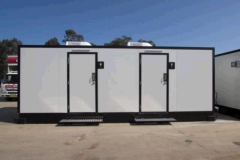 Rental store for TOILET BLOCK VIP  6m x 2.4m in Sydney NSW