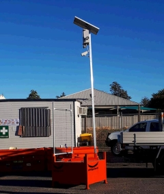 Rental store for SITE SECURITY CAMERA in Sydney NSW